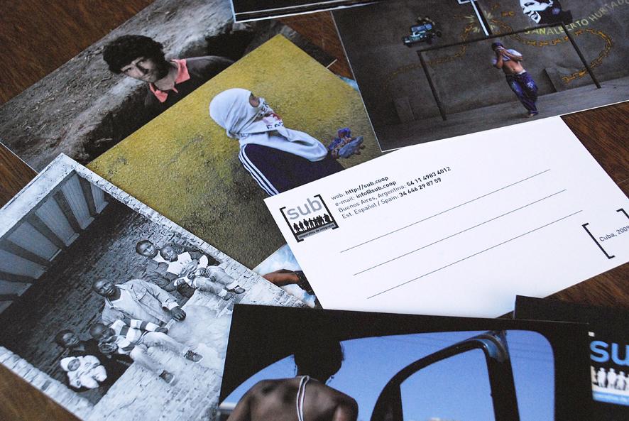Sub. Postales 2011