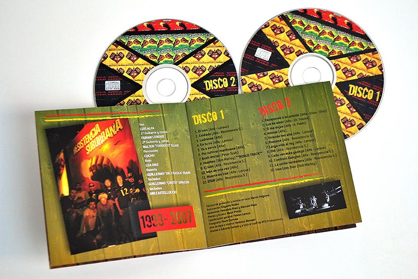 Resistencia CD