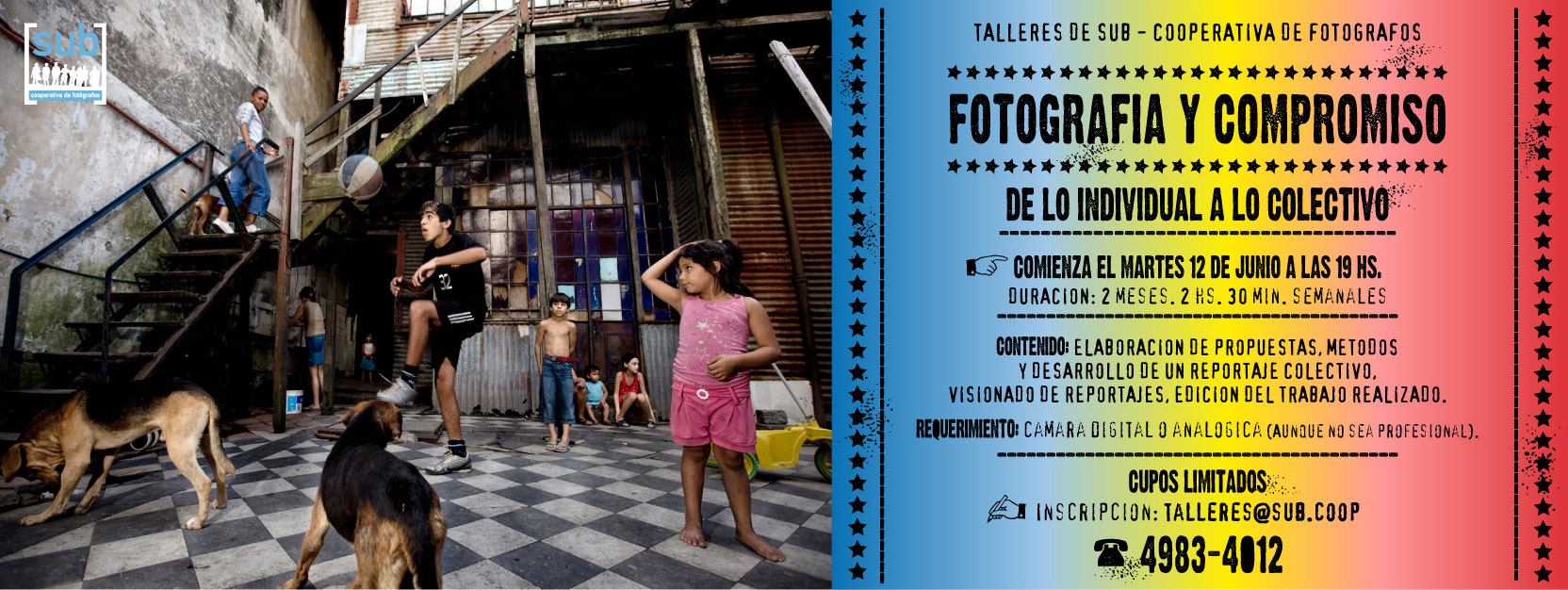 Sub. Flyer Taller Colectivo 2012
