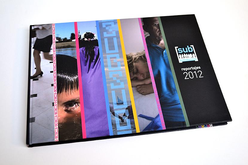 Sub. Book para Visa Pour L' image, Perpignan, Francia. 2012