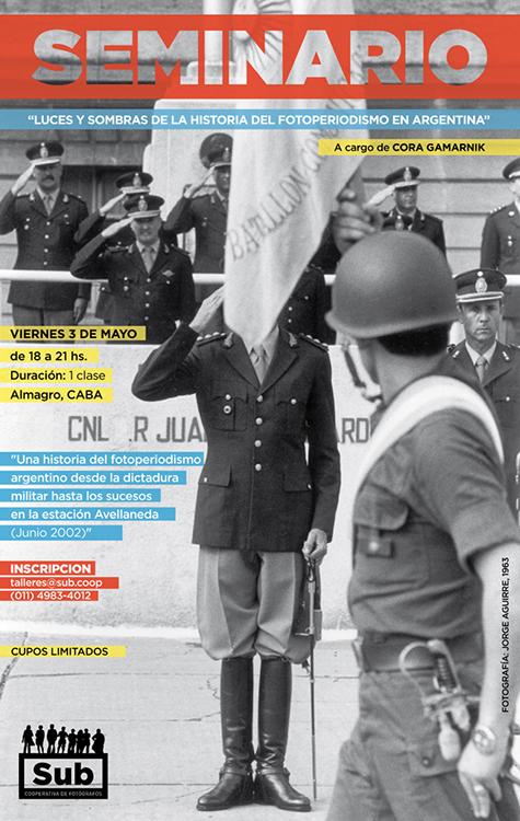 Sub. Flyer para Seminario 2013