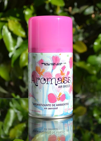 Aromass aromatizante de ambientes