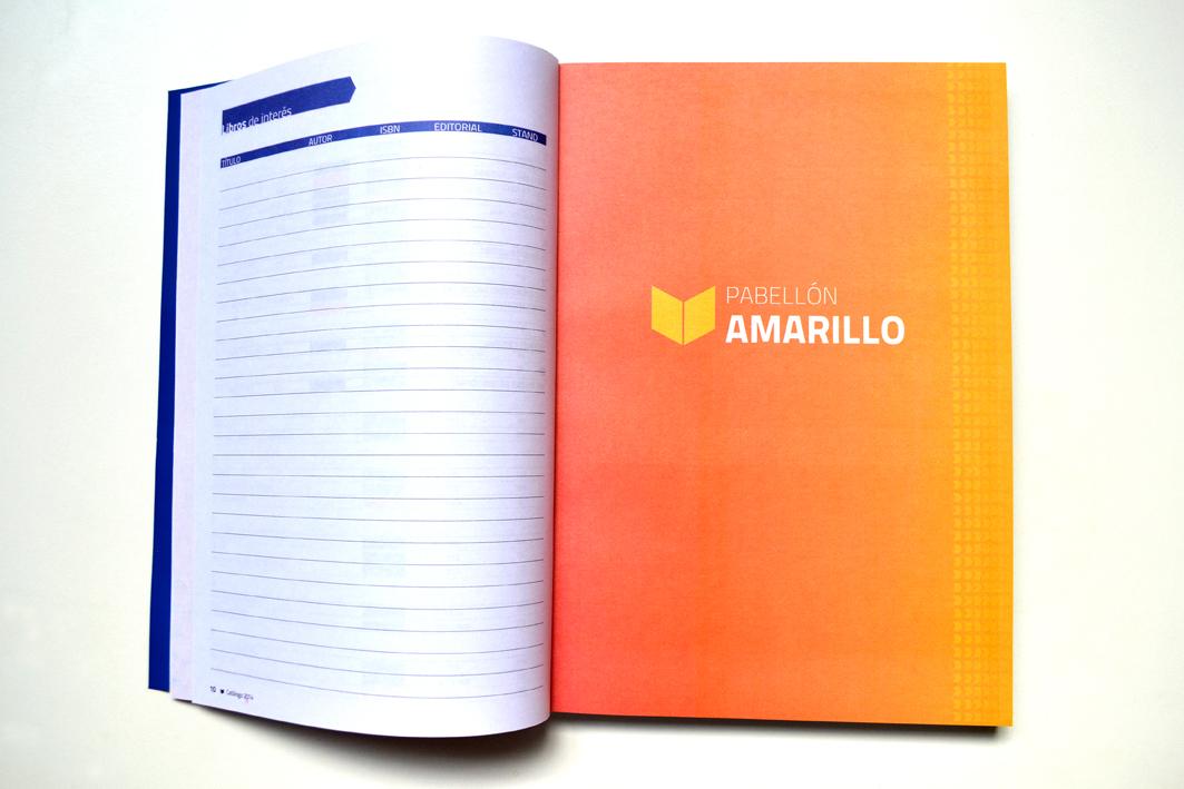CAL Catálogo Feria del Libro 2014. Apertura de capítulo