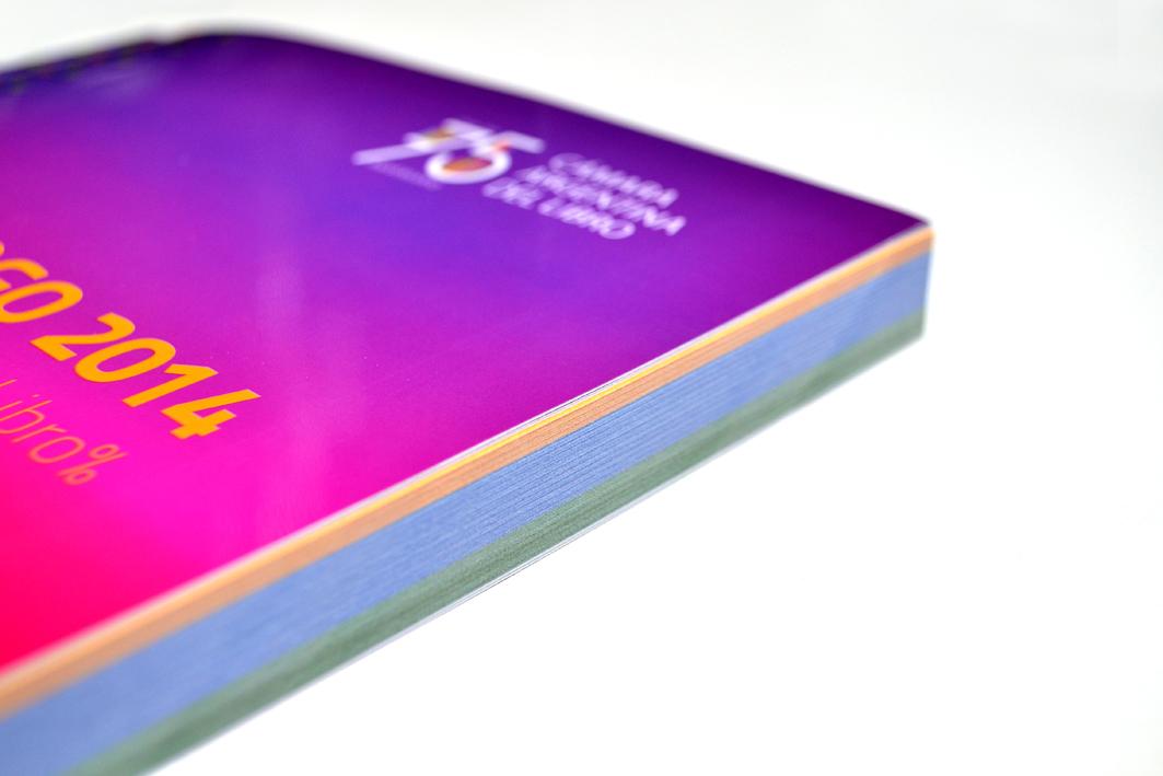 CAL Catálogo Feria del Libro 2014. Detalle