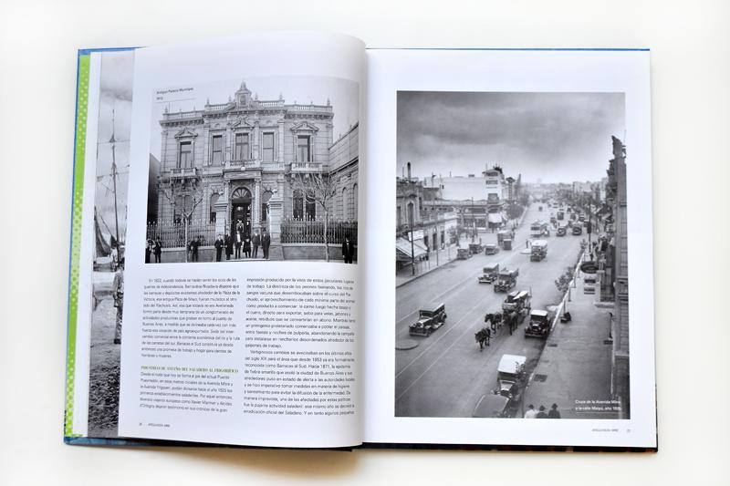 Libro Avellaneda Productiva. Historia