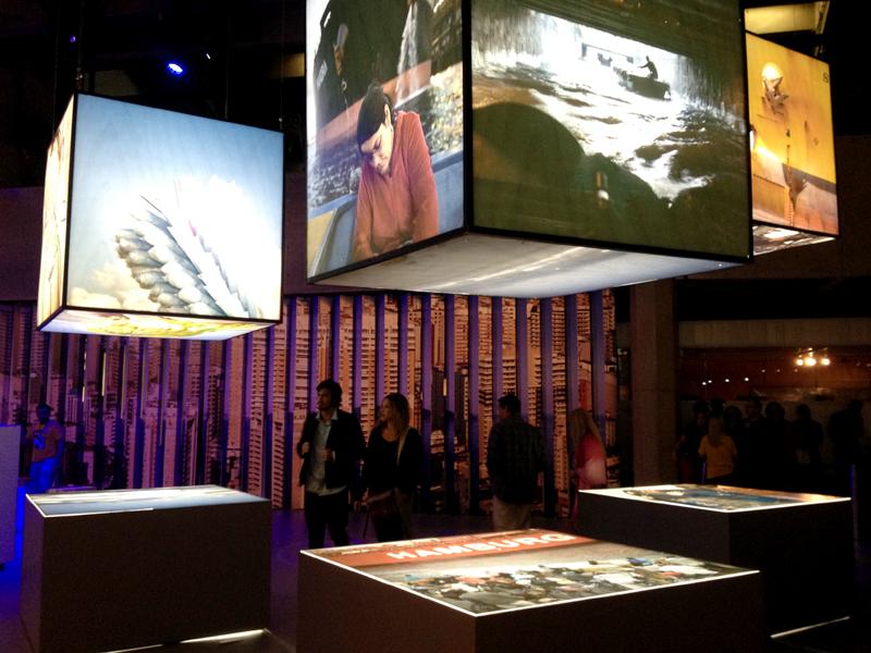 ECO 14 Encontro de Coletivos Fotográficos Iberoamericanos. Exposicion